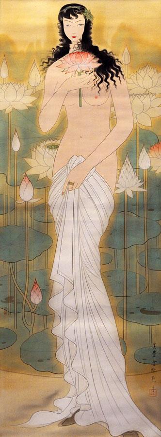 婦女圖 - Woman -