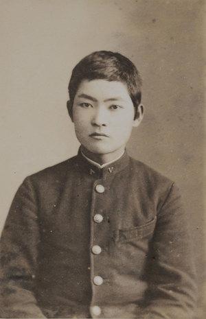 丸井金蔵 愛知工業高校時代 1922〜28(大正12〜昭和3)年