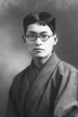 丸井金猊 川村女学院講師時代 1936(昭和11)年頃