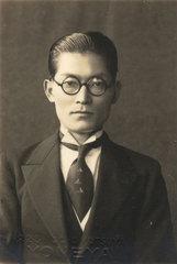 丸井金猊 川村女学院講師時代 1937(昭和12)年頃