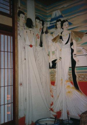 1986年7月9日 三鷹金猊居の『壁畫に集ふ』