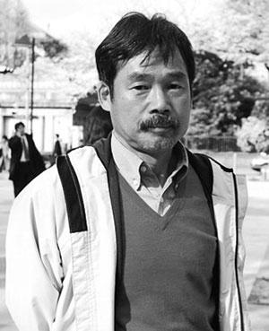2010年の荻野幸夫さん