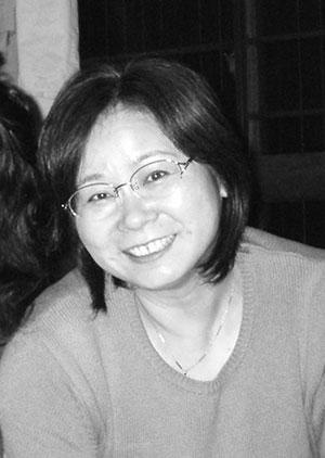 2010年頃の豊島茂代さん