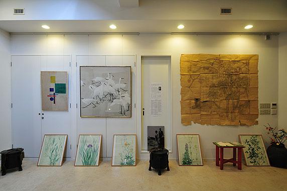 芸工展2009 トイレ側