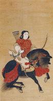 叡福寺『馬上太子像』