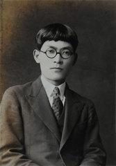 丸井金猊 川村女学院講師時代 1935(昭和10)年頃