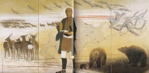 岩橋英遠《憂北の人》1970〜79年