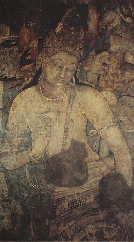 第1窟 蓮華手菩薩像