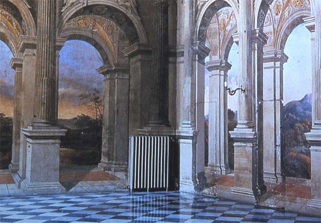 Agostino Tassi - Palazzo Lancellotti